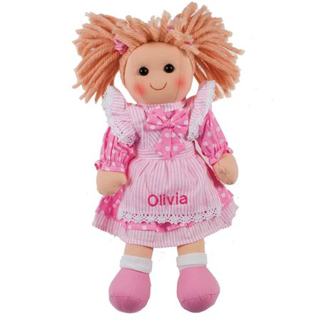 Picture of Personalised Anna Doll (medium)