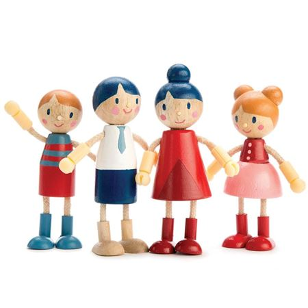 Picture of Doll Family