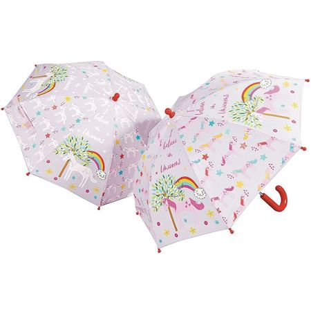 Picture of Unicorn Colour Changing Umbrella