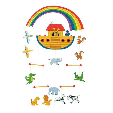 Picture of Noah's Ark Mobile
