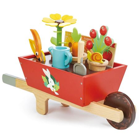 Picture of Garden Wheelbarrow Set