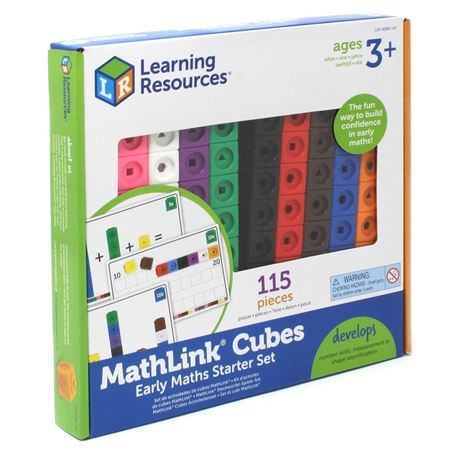 Picture of Mathlink Cubes