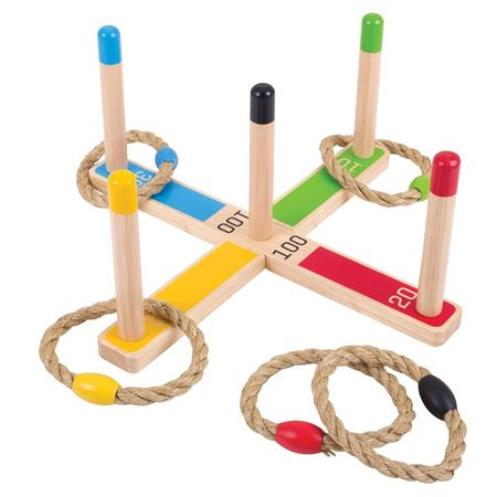 Picture of Wooden Quoits