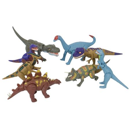 Picture of Action Dinosaurs - SECONDS