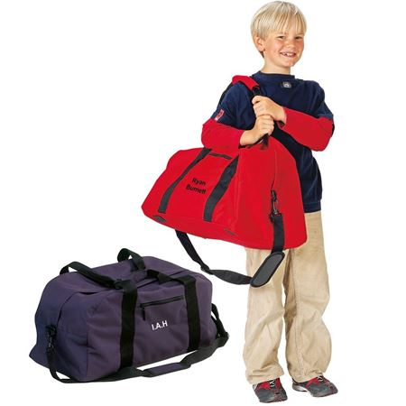 Picture of Big Named Travel Bag