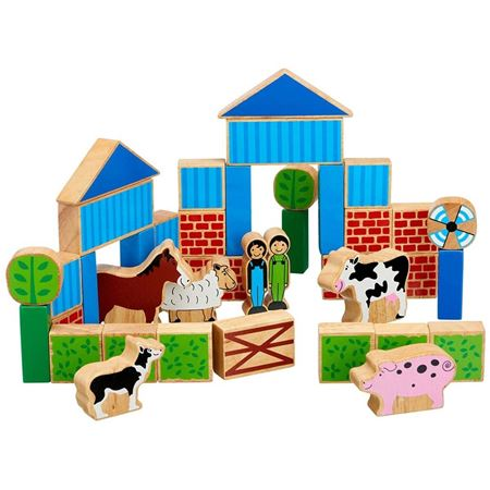 Picture of Farm Building Blocks
