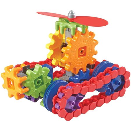 Picture of Machines in Motion - Gears, Gears, Gears
