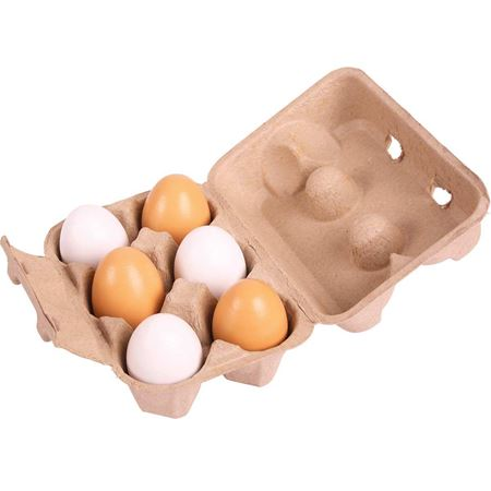 Picture of Six Eggs in Carton
