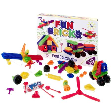 Picture of Fun Bricks 100 pieces