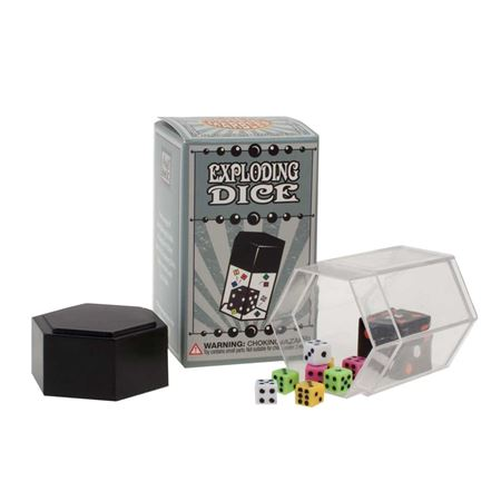 Picture of Magic Exploding Dice