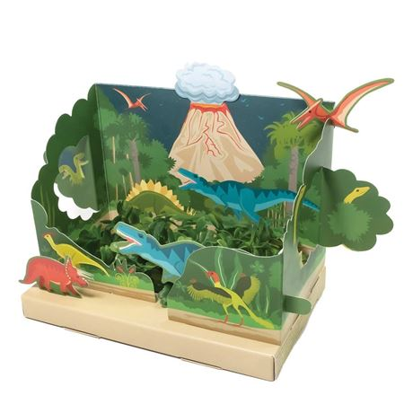 Picture of Grow Your Own Mini Dinosaur Garden