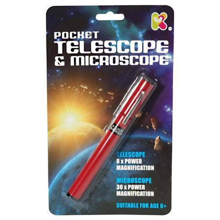 Picture of Pocket Telescope/Microscope