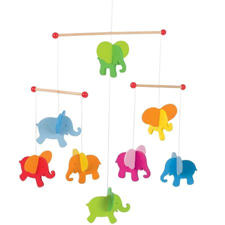 Picture of Elephants Mobile