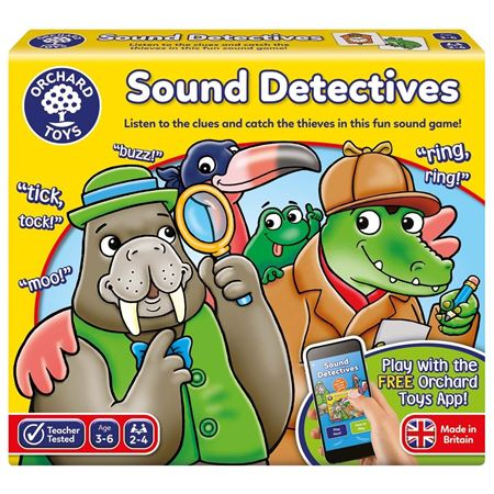 Picture of Sound Detectives