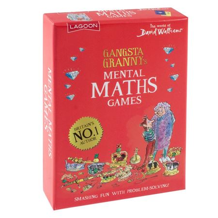 Picture of Gangsta Granny Mental Maths Game