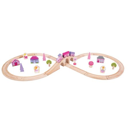 Picture of Fairytale Figure of 8 Trainset