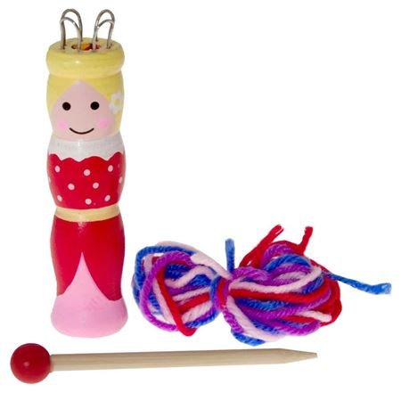 Picture of French Knitting Doll