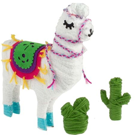 Picture of Make Your Own Llama Doll