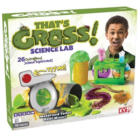 Picture of That's Gross Science Lab