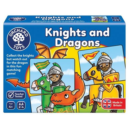 Picture of Knights & Dragons