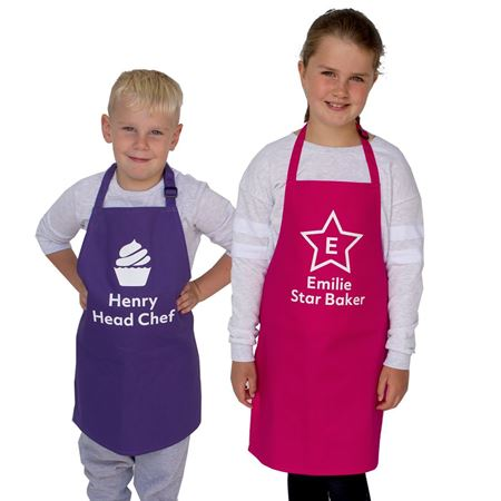 Picture of Personalised Apron - Age 3-6