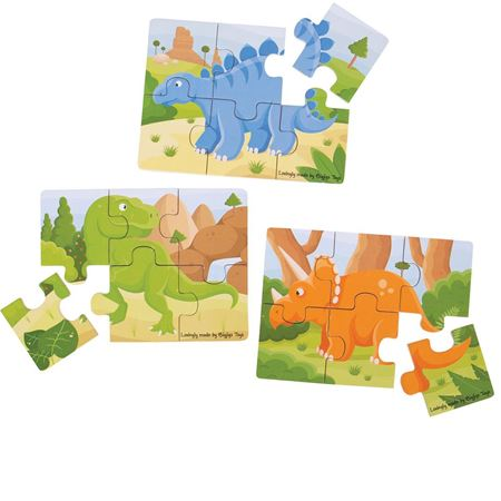 Picture of Dinosaur Puzzles