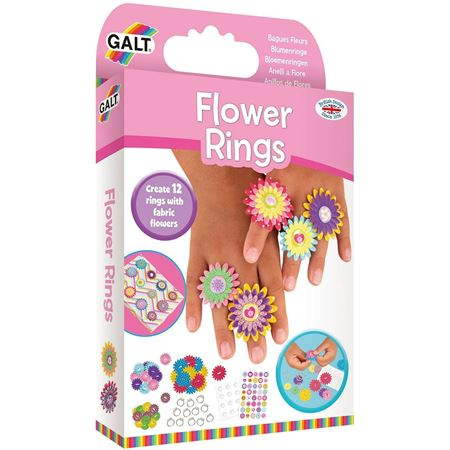 Picture of Flower Rings