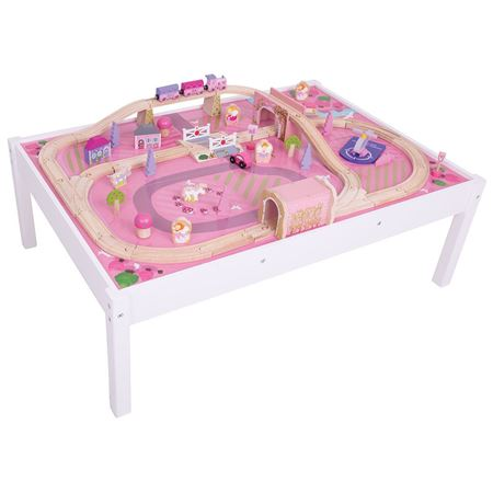 Picture of Magical Fairy Train Set & Table