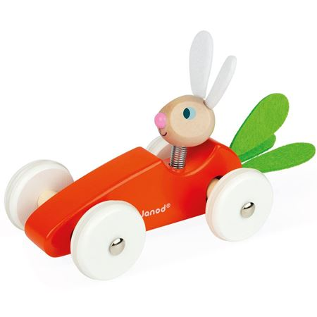 Picture of Carrot Car
