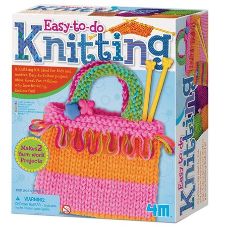 Picture of Easy to do - Knitting Kit