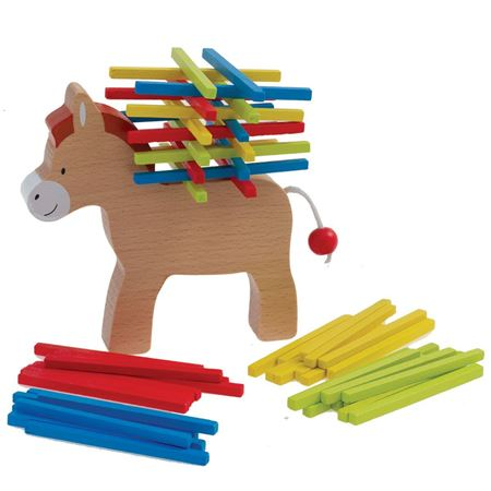 Picture of Balancing Donkey Game