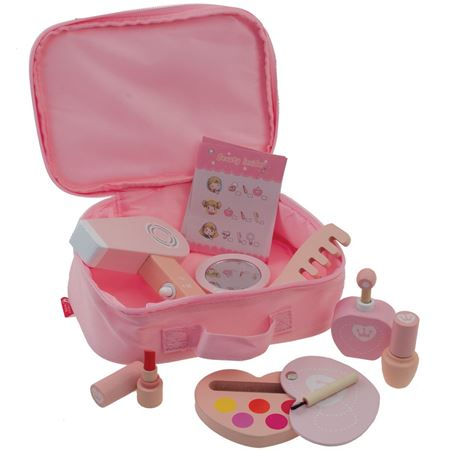 Picture of Wooden Make Up Set