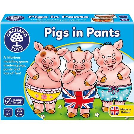Picture of Pigs in Pants Game