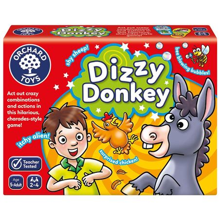 Picture of Dizzy Donkey